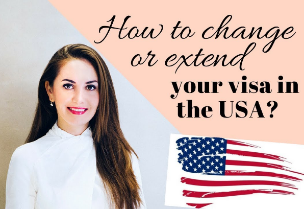 extend visa in USA