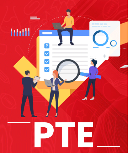 about PTE