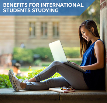 benefits for international students studying in australia