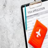Resolve complex visa procedures and file your visa application
