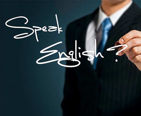 about english speaking course