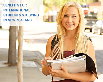 benefits for international students studying in new zealand